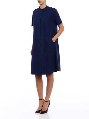 Picture of ASPESI | Women's Cotton Poplin Dress