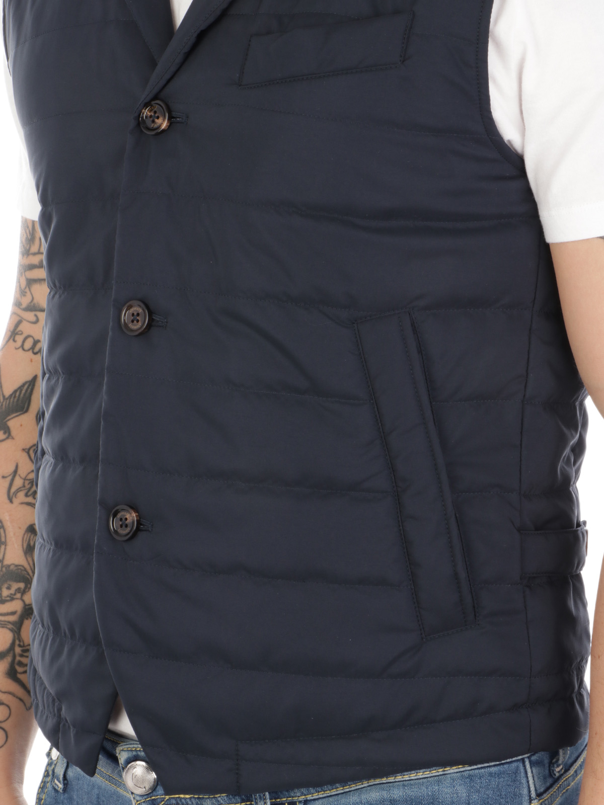 Picture of ELEVENTY | Men's Slim Padded Vest