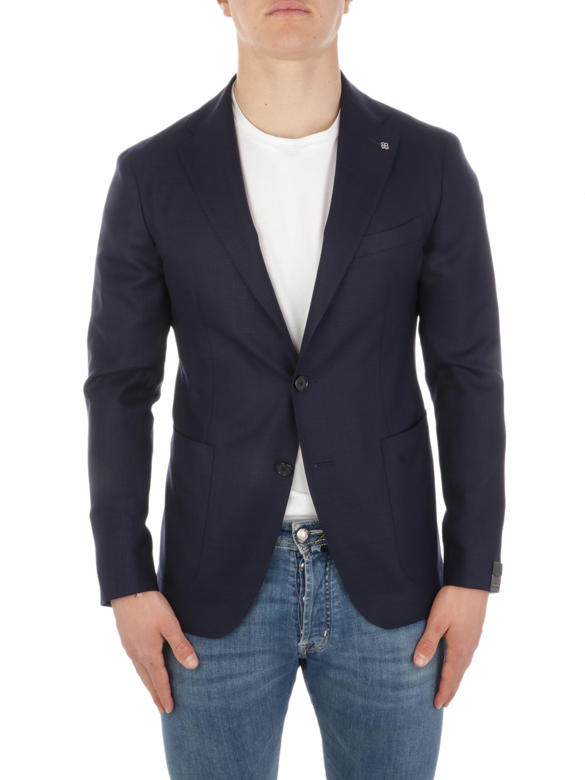 Picture of TAGLIATORE | Men's Virgin Wool Blazer