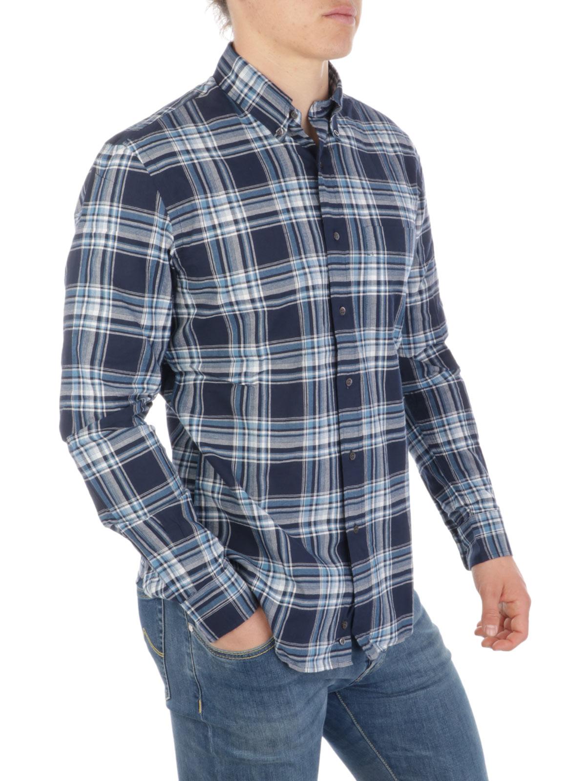 Picture of ASPESI | Men's New Robert II Cotton Shirt