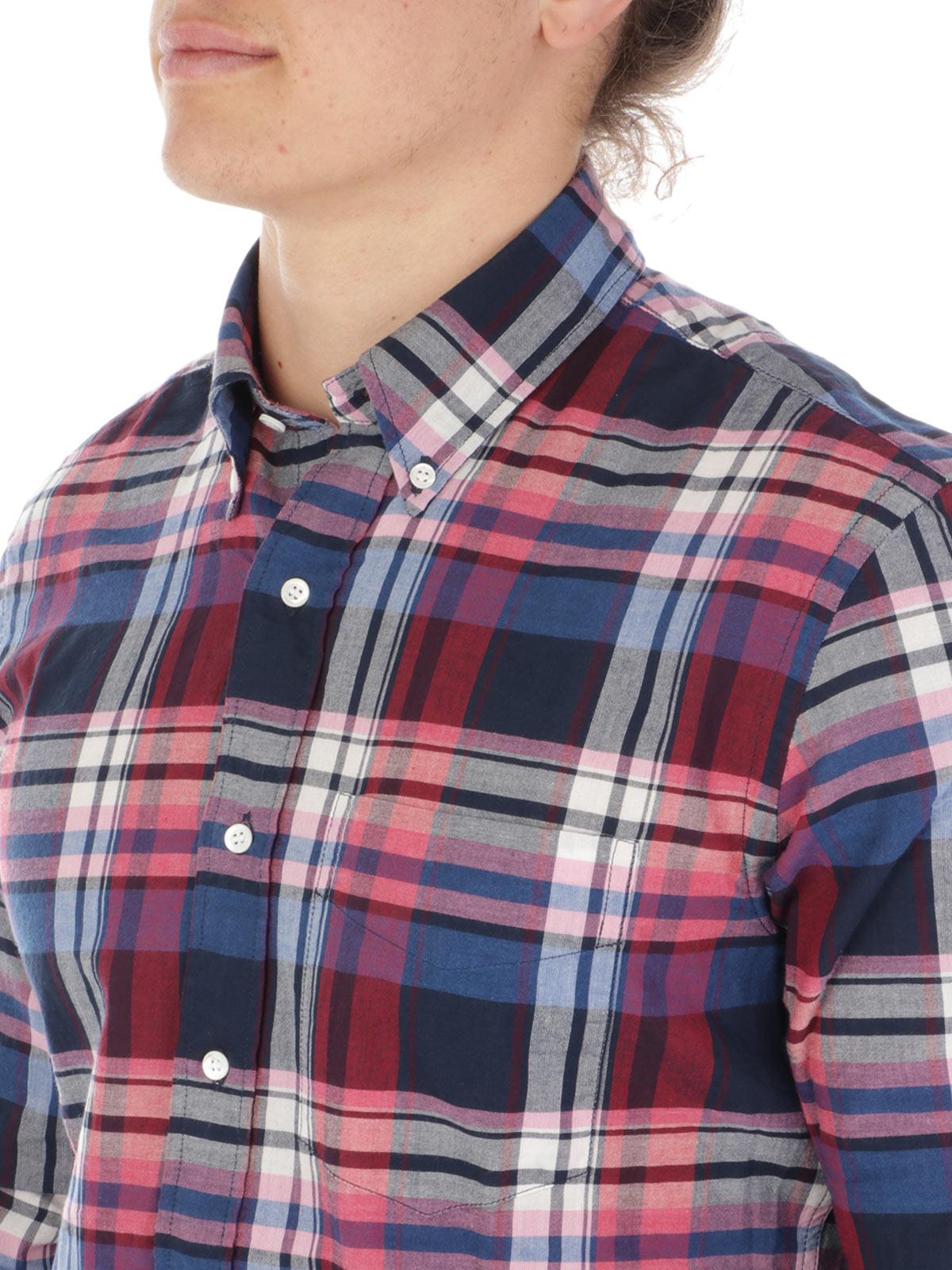 Immagine di ASPESI | Camicia Uomo New Robert II in Cotone