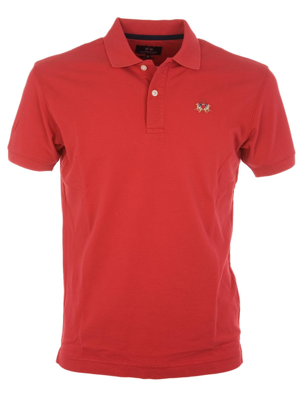 Picture of LA MARTINA | Piqué Stretch Polo Shirt