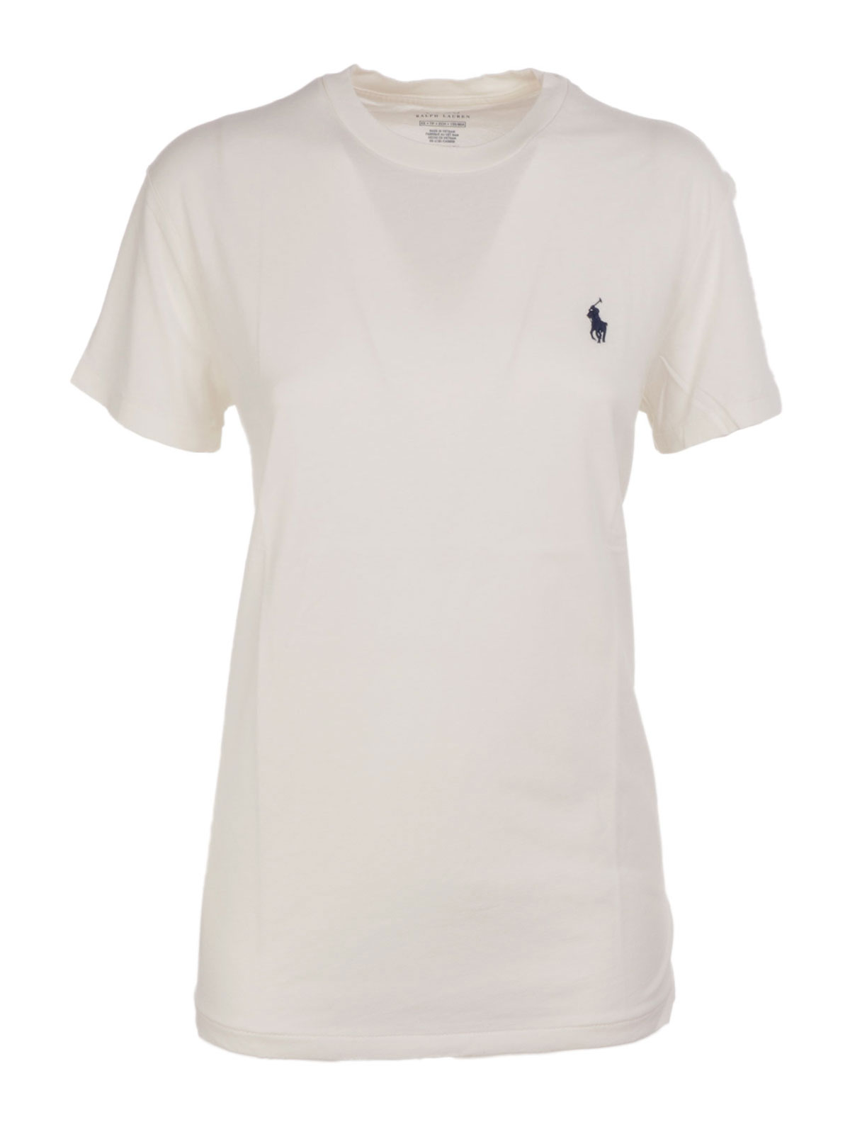 best service 86bfc 3521b POLO RALPH LAUREN Women's Solid T-Shirt