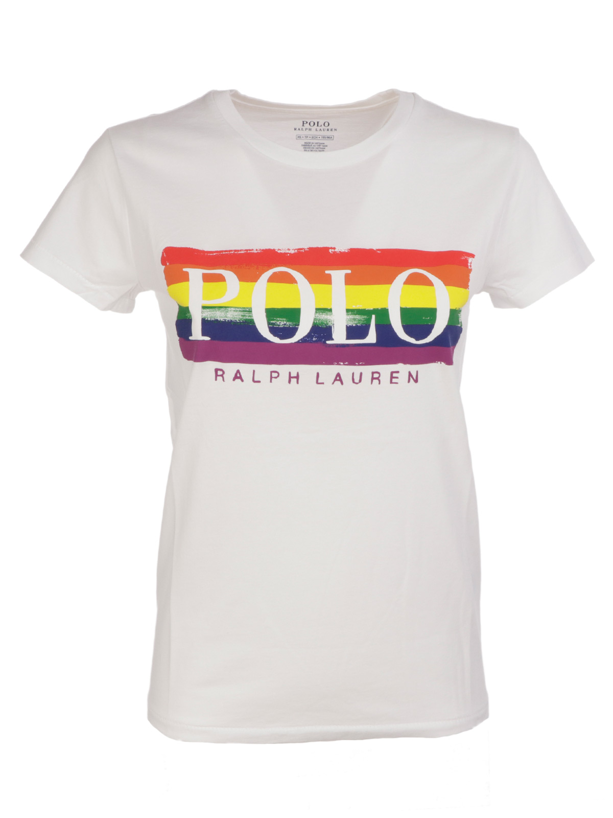 Picture of POLO RALPH LAUREN | Women's Rainbow T-Shirt