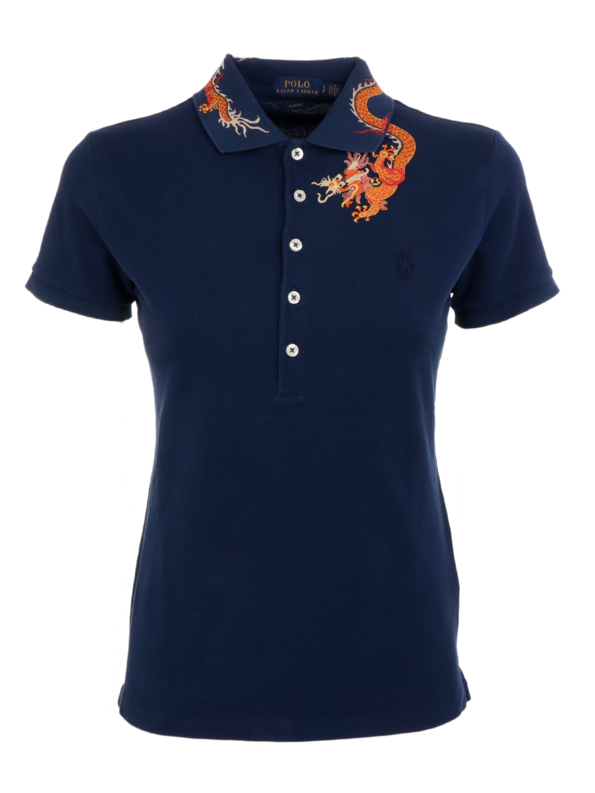 Picture of POLO RALPH LAUREN | Women's Embroidered Polo Shirt