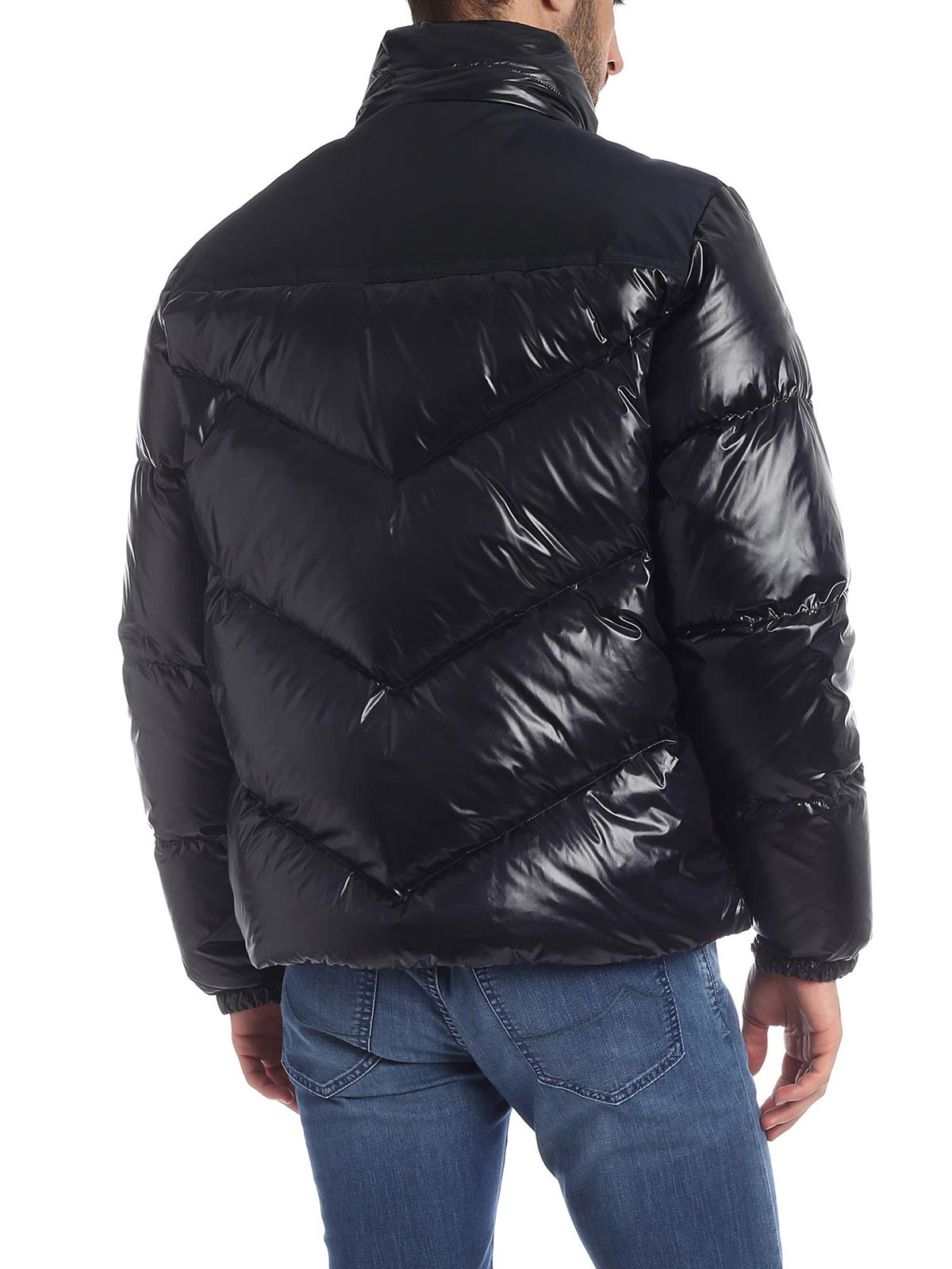 Picture of WOOLRICH | Men's Logo ArcticDown Jacket