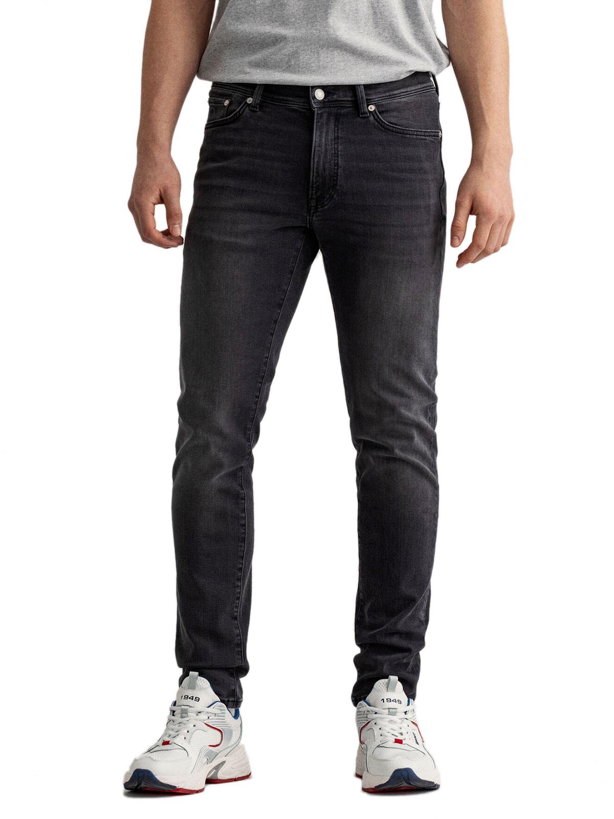 Picture of Gant | Jeans D1. Maxen Active-Recover Blk Jeans