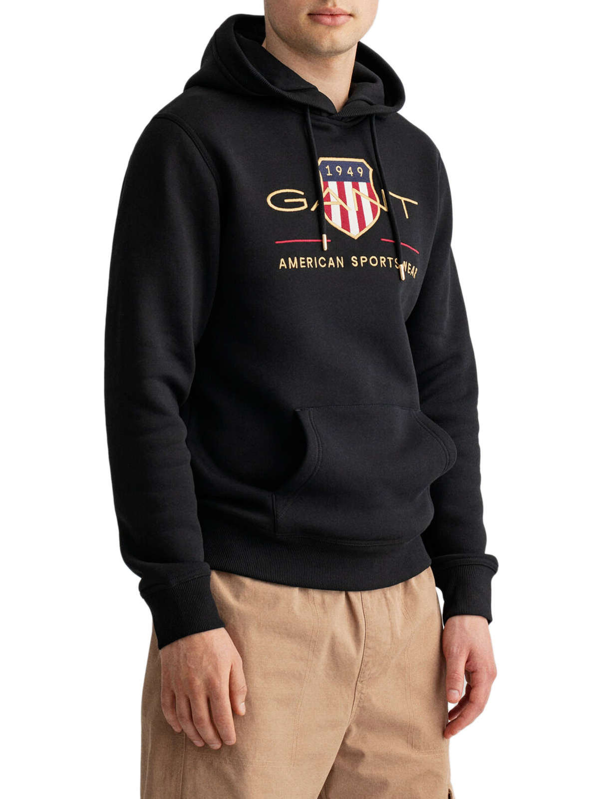 Picture of Gant   Felpe D2. Archive Shield Hoodie