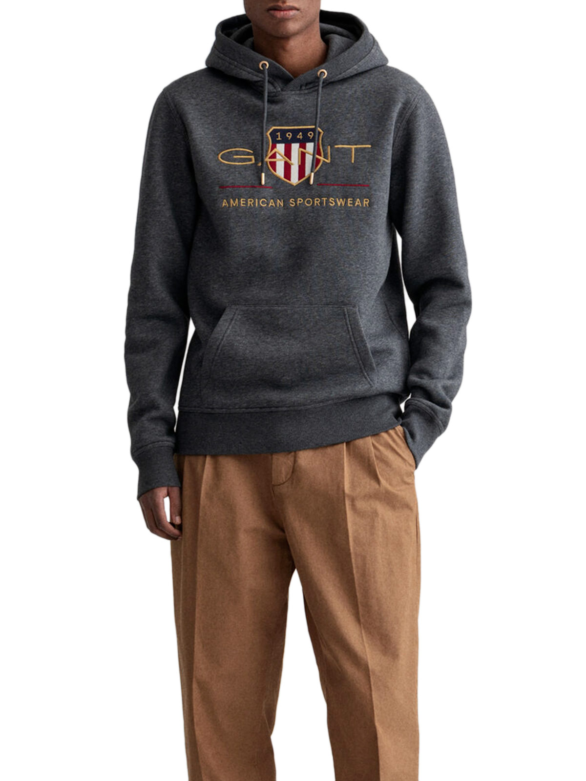 Picture of Gant | Felpe D2. Archive Shield Hoodie