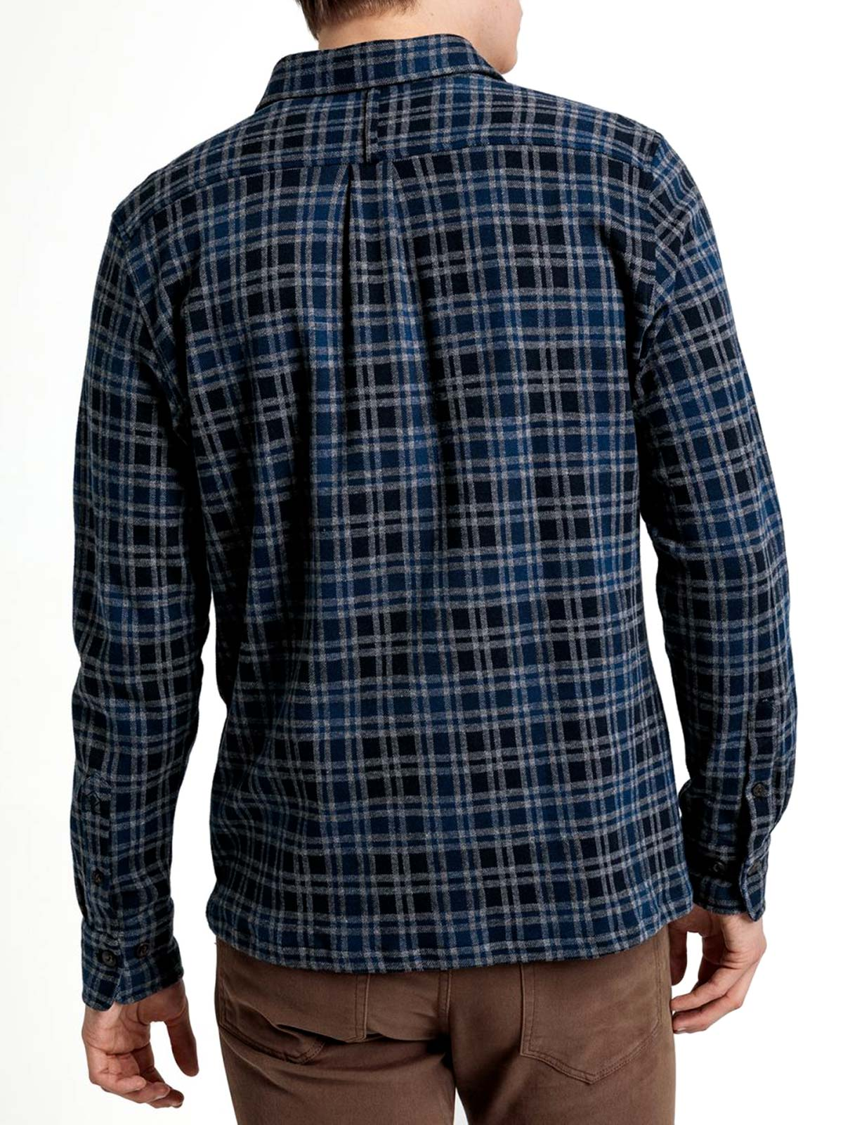 Picture of GANT | Camicie D2. JERSEY SHIRT JACKET